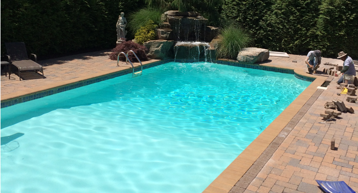 Cannizzaro Pool Designs