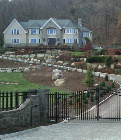 Cannizzaro Estate Landscaping
