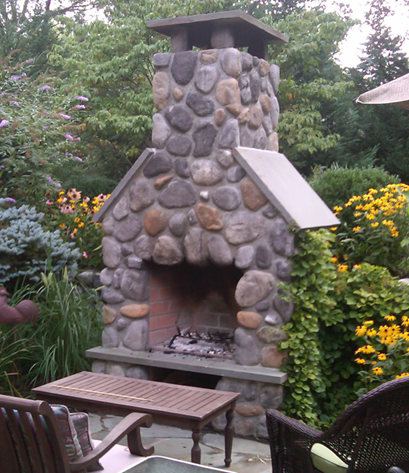 Cannizzaro Landscaping Patio and Stone Design