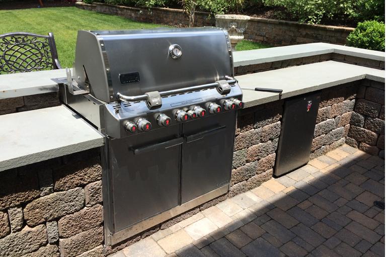 Cannizzaro outdoor Kitchen Designs